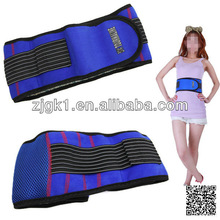 Eco-friendly Self heating magnetic back lumbar support