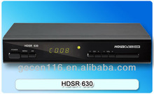 HD DVB-S2 Satellite receiver with BISS