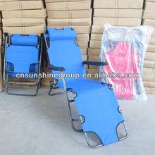 Outdoor Folding Zero Gravity Chair, Comfortable Sleep and Sit Feeling, Adjustable
