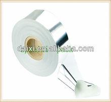 household gold and sliver cigarette aluminum foil paper