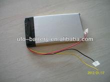 3.7v 2800mah Li-ion Battery Cell for GPS,Portable DVD, PDA