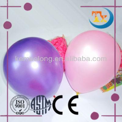 decoração festa de aniversário de cor pérola balões