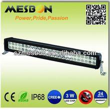 20inch 144W led off road bar head light