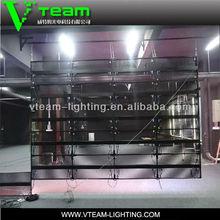 Alibaba transparent curtain P10 led display xxxl tv sexy