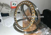 steel/brass cage thrust ball bearings 51110