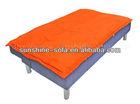 Fabric Leisure Futon Pull Bed Sofa Cum Bed Design