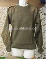 laine pull pour militaire armée de chandail