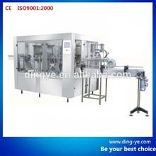 XGF14-12-5 PET Bottle Washing Filling Capping 3 IN 1 Machine