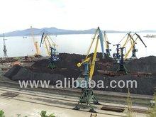 Steam coal transhipment