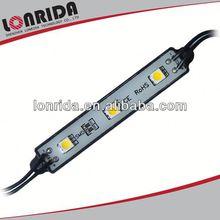 12V waterproof backlit 5050 led module for sign