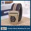 2013 New Design Cheapest Adjustable Nylon Belts
