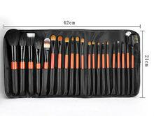 21 Piece Sable Hair Makeup Brush Sets Free Sample