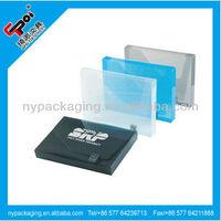 A4 eco-friendly hanging plastic file folder box