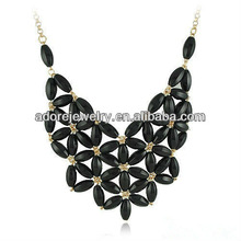 Alibaba website beaded bib necklace jeweleries