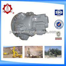 Da Li brand air motor hydraulic drive wheel motor