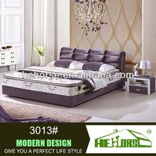 modern dubai bed furniture wooden bunk bed 3013#
