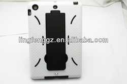 wholesale two in one robot combo cases for 7.9inch ipad mini tablet pc