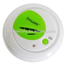 Hot-sell FreshFridge Mini Attachable Ionic Deodorizer, Freshener & Refresher w/ Hanging Hook & Velcro Sticker for Refrigerator