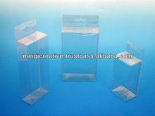 Plastic Hanging Retail Packaging Box