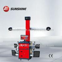 yantai sunshine launch wheel alignment machine SP-G6 with CE certificate