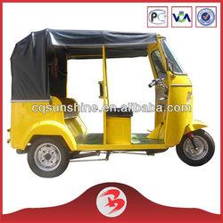 EEC Passenger Tricycle 250cc Passenger Tuk Tuk Three Wheel Tricycle