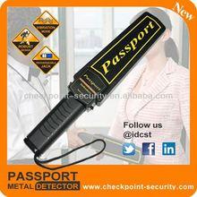 Passport Defender Hand Held Metal Detector 2 way car alarm system