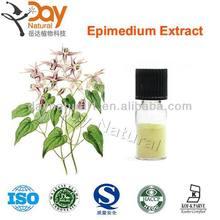 100% Pure Icariin source Epimedium Extract