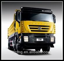 Chine TOP IVECO GENLYON lourd camion à benne à vendre