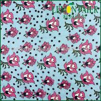 Designer Customized 2015 Digital Print Silk Fabric