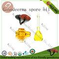 aceite orgánico de esporas lingzhi