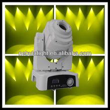 60W led moving head spot/hmi light/led moving head white housing