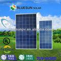bluesun preço melhor a china fez 500w poli painel solar para venda