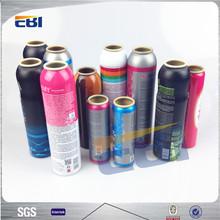 Wholesale empty aluminum aerosol spray can