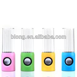 2014 New Product Colorful Big Dancing Water Speaker