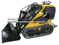 Mini Skid Steer Loader with Hydraulic Servo MMT80B