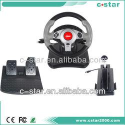 plastic model car steering wheel for PC USB video games