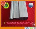 6063 aluminium dach rohr für den bau