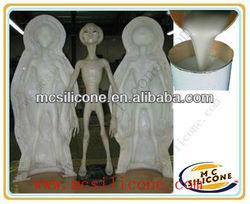 hot sale liquid silicone rubber to make statues mold