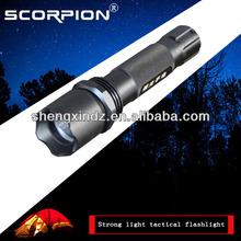 SX-018C Self defense weapons type led light wholesale 2014