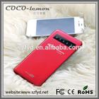 2014 hot popular one plus one power casebest ultra slim power case 4500mah for samsung galaxy power case