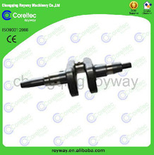 engine crankshaft for water pump, engine, generator ,tillers/popular petrol engine crankshaft
