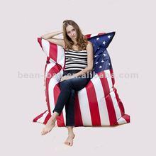 Big Pillow Bean Bag, Sitting Pillow Bean Bag