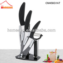 New Stylish ceramic knifes set kitchen, knife set price