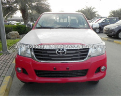 2014 model Toyota Hilux 2.7 Petrol and 2.5 Diesel, MT, 4x4, Double cabin, Brand New for sale