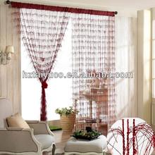new style decorative window string curtain