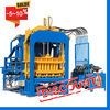 QT4-15 fully automatic cement hollow block machine for sale