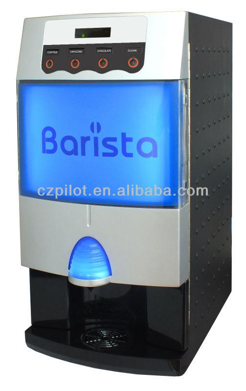 coffee machine barista