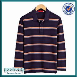 Made in China NanChang factory t shirt polo&cotton plain long sleeves men's polo shirts high quality polo shirts wholesale china