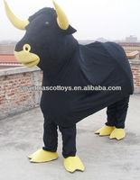 adult ox costume ox mascot costume