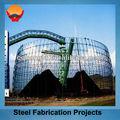 china honglu aço projeto de construção